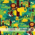 lillestoff - deep in the jungle - bio-jersey