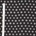 käpynen - dots, grau - bio-jersey