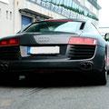 Oschersleben Rennstrecke Sportwagen fahren