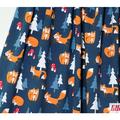 lillestoff - jumpy foxes - bio-jersey