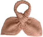Bufanda gatito tejida en dos agujas o palitos - knitted neck scarf
