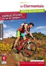 Espace VTT FFC Lac du Salagou