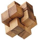 Un nodo di legno cinese - Pietra Molare
