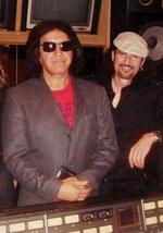 Gene Simmons & Bruce