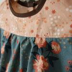 acorn trail - Kleid detail