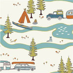 birch - feather river - bio-flanell