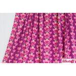 lillestoff - floralheart - bio-jersey