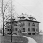 Tompkins Science Hall 1920