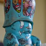 """""""Wanky's Dead Teddy Trooper"""" by Alexbreak / http://alexbreak-alexbreak.blogspot.fr"""