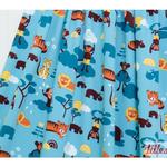 lillestoff - safari blue - bio-jersey