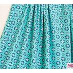 lillestoff - geometric cirlces - bio-jersey