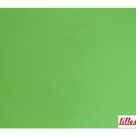 lillestoff - papageigrün - bio-bündchen