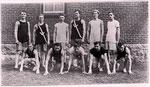 1913 track team