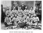 1895 baseball team