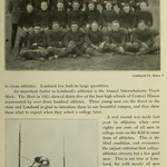 images of campus - 1921 football team