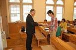 日本キリスト改革派八事教会 教会学校
