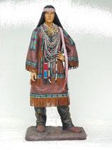RÉPLICA DE INDIA   Figuras de indios
