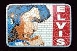RÉPLICA DE MOSAICO DE ELVIS PRESLEY | Mosaicos temáticos