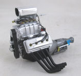 Engine Mopar 426 Hemi Super Charged Drag