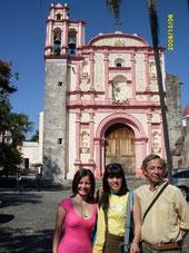 Iglesia en México