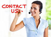 Kontaktieren Sie uns !