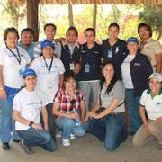 Walmart de México y Centroamérica y Defensores de la Naturaleza brindaron consejos sobre el uso y el cuidado del agua a niños de la Escuela Tecún Umán de Bárcenas Villanueva,