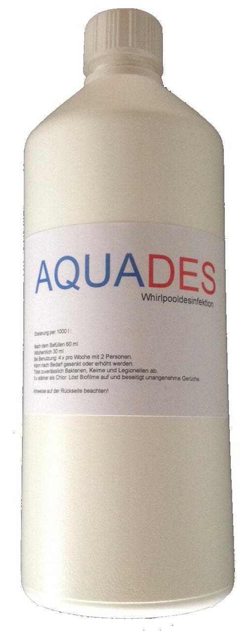 Aquades Whirlpools Von La Spas At G M B H
