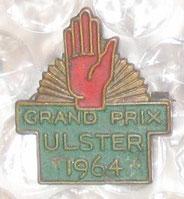 The 1964 Ulster Grand Prix.