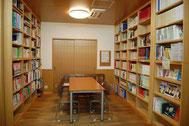 日本キリスト改革派八事教会 図書室