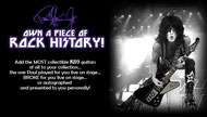 PAUL STANLEY GUITARS