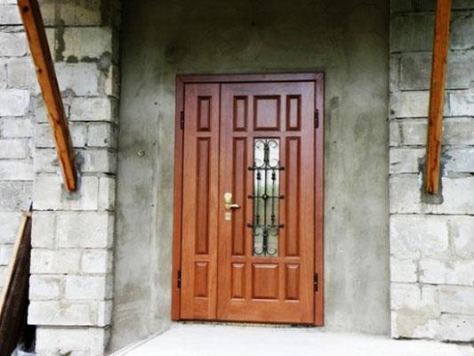 купить входную дверь на дачу в можайске