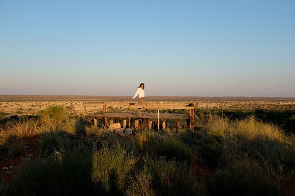 Red Dune Camp, Kalahari Namibia