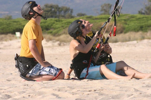 Beginner Lessons in Tarifa