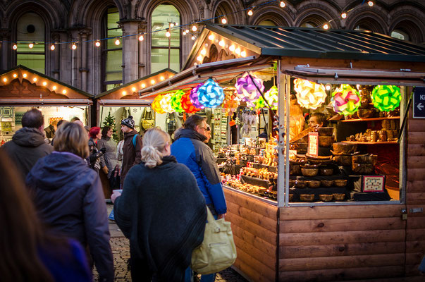 Manchester Christmas Market 2 - Copyright  Manchester City Council
