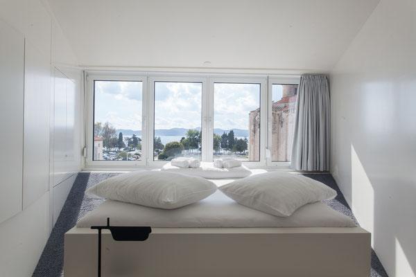 Boutique hostel forum zadar europe 39 s best destinations for Hotel design zadar