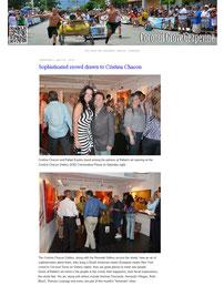 Coconut Grove Grapevine Magazine