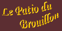 Le patio du brouillon - Meuse