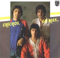 Chichos lo mas... Recopilatorio de 1984