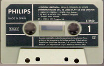 CASSETTE COMMEMORACION 15º LONG PLAY