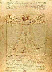 một ví dụ tiêu biểu về sự pha trộn giữa nghệ thuật và khoa học vào thời Phục Hưng