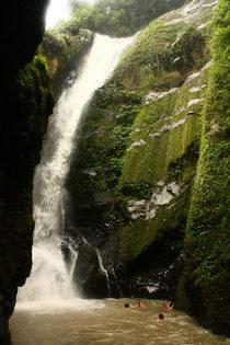 Gangga Waterfalls