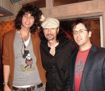 Nick, Bruce & Jeremy
