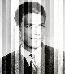 Josip Berković iz studentskih dana u Pragu