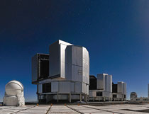 Astronomy's carbon footprint is the strangest problem you've never thought about (Image: G. Hüdepohl/ESO)