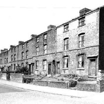 Watery Lane 1960. Image courtesy of Carl Chinn from his BirminghamLives website - 'All Rights Reserved'. See Acknowledgements.