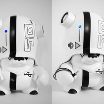 """""""Teddy ODO"""" feat. USB Sound Player / by GladGuile / http://www.tboa.fr/"""