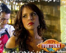 """First Colombian artist commissioned by RCN to make his artwork part of """"Chepe Fortuna"""" tv serie scenery."""