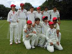 Swiss U14 team v CCC