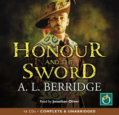 'Honour and the Sword' audio book