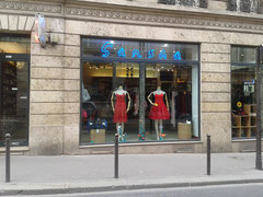 Boutique Sansha (Paris)